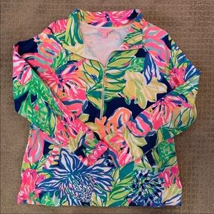 Lilly Pulitzer skipper popover. Large